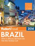 Fodor's Brazil 2014 9780770432515