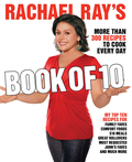 Rachael Ray's Book of 10 9780770434076