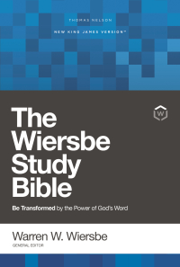 NKJV, Wiersbe Study Bible, Red Letter Edition, Ebook              by             Thomas Nelson