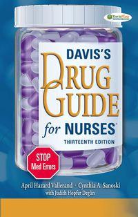 Davis drug guide for nurses