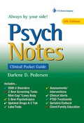 EBK PSYCH NOTES CLINICAL POCKET GUIDE