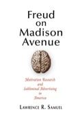 Freud on Madison Avenue 9780812204872