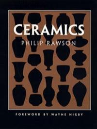 Ceramics              by             Philip Rawson