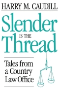 Slender Is The Thread 9780813146393