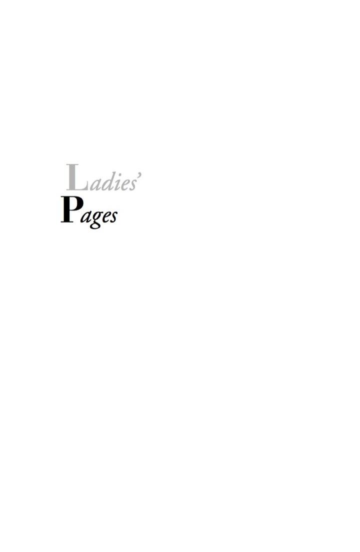 Ladies' Pages