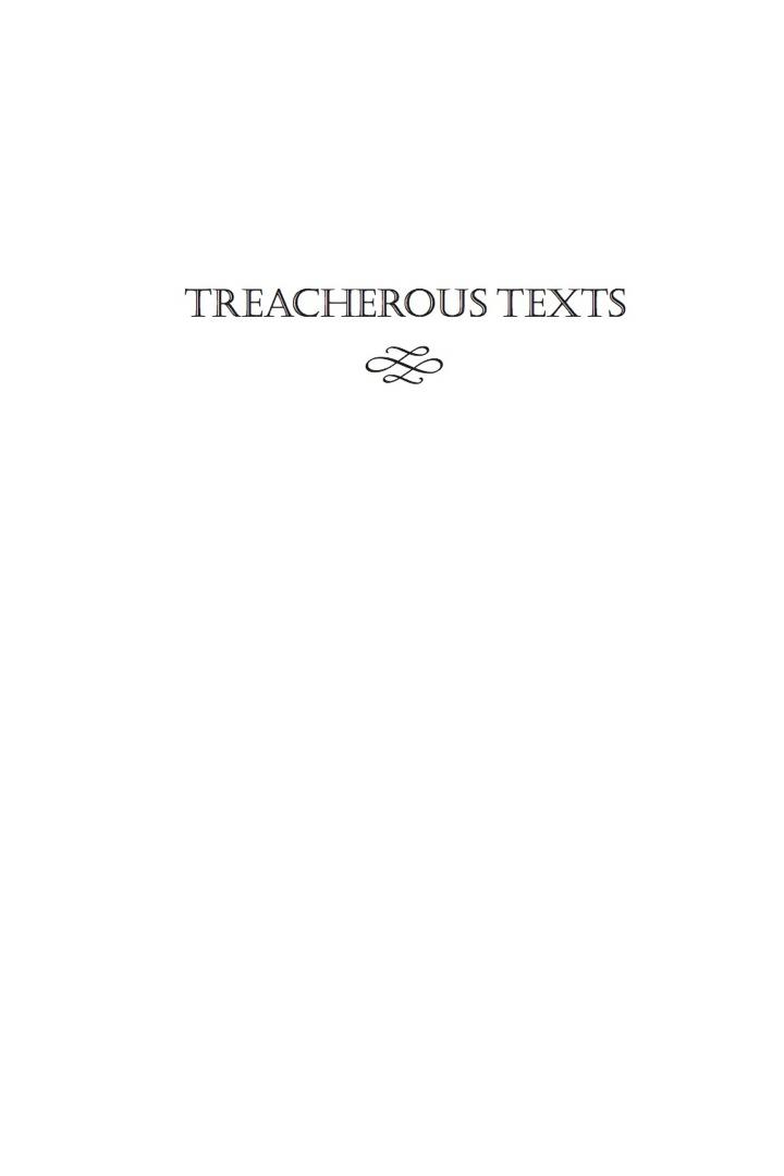 Treacherous Texts