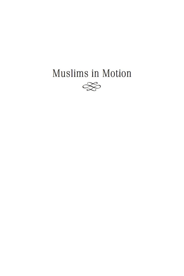 Muslims in Motion