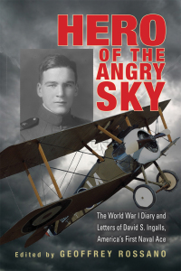 Hero of the Angry Sky              by             David  S.  Ingalls