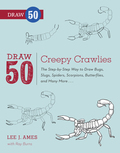 Draw 50 Creepy Crawlies 9780823086153