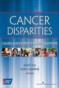 Cancer Disparities 9780826108838R180