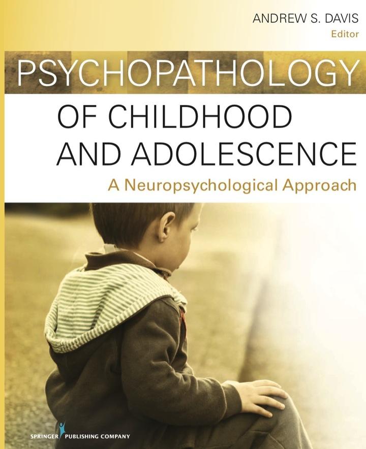 Psychopathology of Childhood and Adolescence
