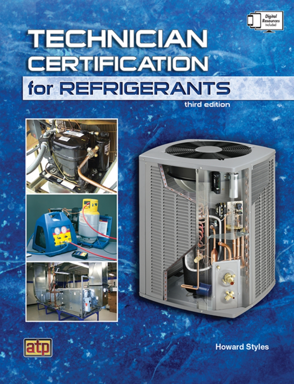 Technician Certification for Refrigerants (eBook Rental)