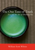The One Taste of Truth 9780834828544
