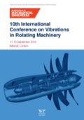 10th International Conference on Vibrations in Rotating Machinery: 11-13 September 2012, Imeche London, Uk 9780857094537