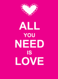 All You Need Is Love 9780857655608