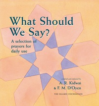 What Should We Say?              by             Fatima D'Oyen