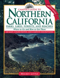 Camper's Guide to Northern California              by             Little, Mickey