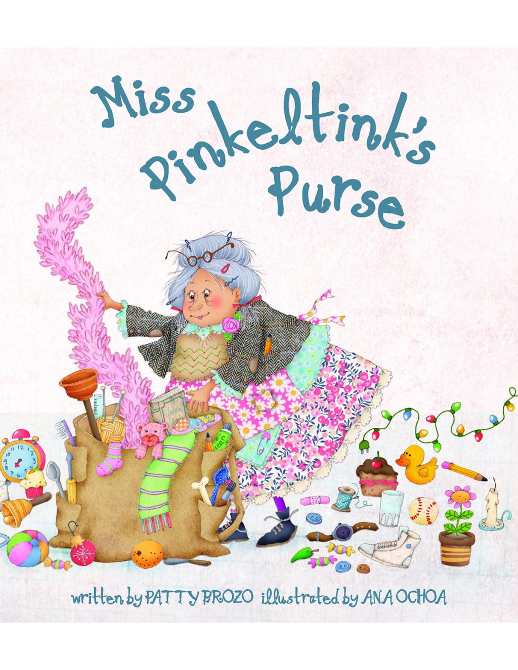 Miss Pinkeltink's Purse (eBook) (9780884486282) photo