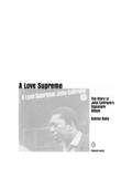 A Love Supreme 9781101126806