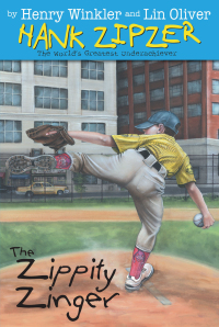 The Zippity Zinger #4              by             Henry Winkler; Lin Oliver