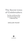 The Secret Lives of Codebreakers 9781101603512