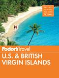 Fodor's U.S. & British Virgin Islands 9781101878866
