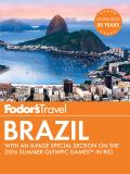 Fodor's Brazil 9781101878927