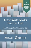 New York Looks Best in Fall 9781101972564