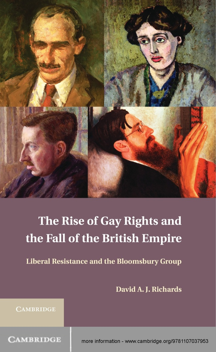 The Rise of Gay Rights and the Fall of the British Empire