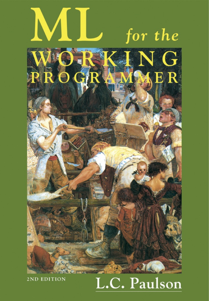 ML for the Working Programmer
