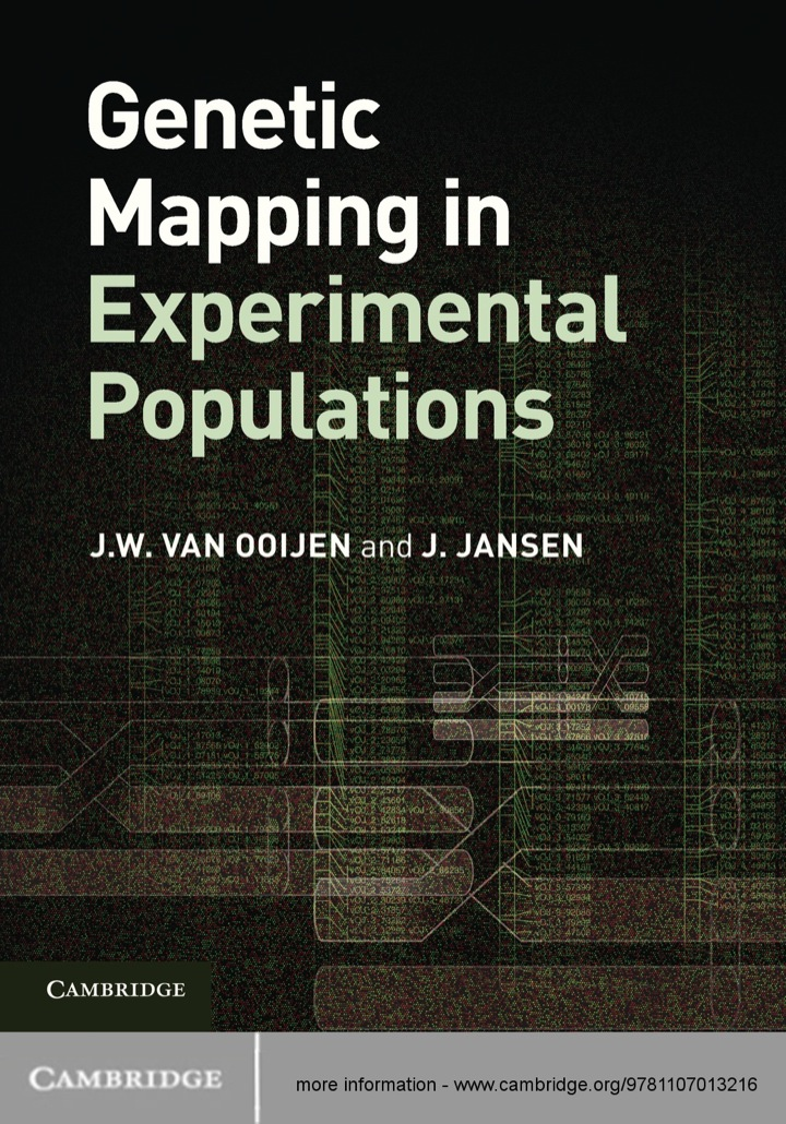 Genetic Mapping in Experimental Populations