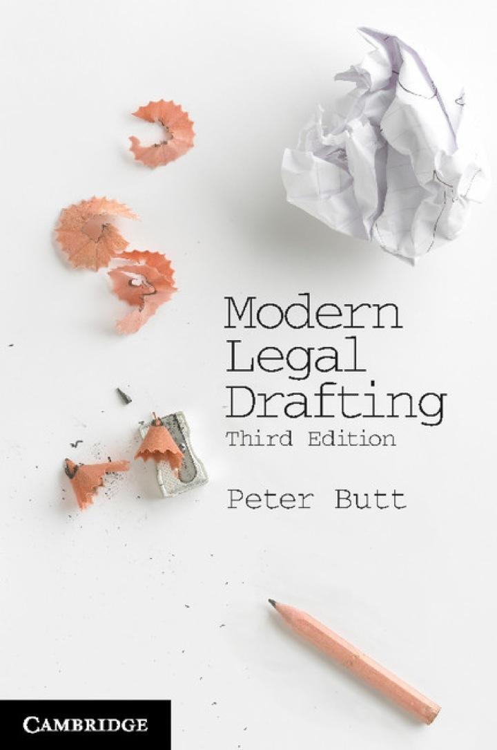 Modern Legal Drafting