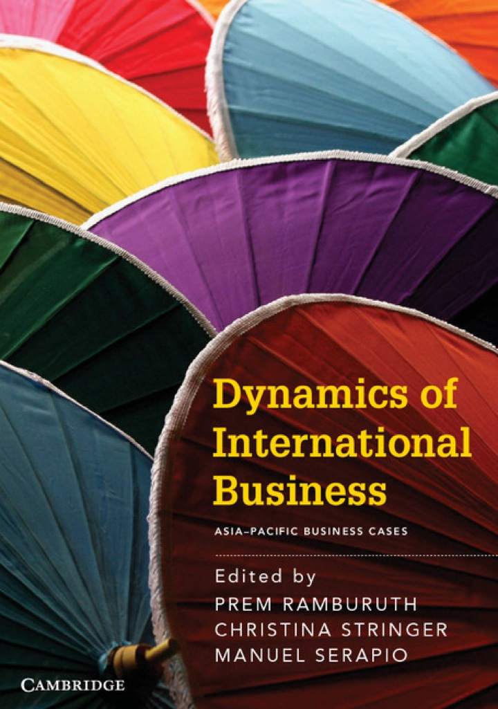 Dynamics of International Business: Asia-Pacific Business Cases