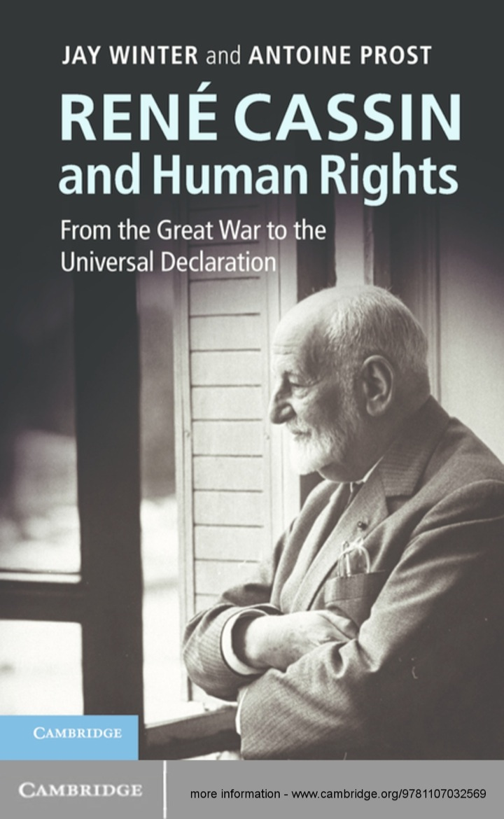 René Cassin and Human Rights