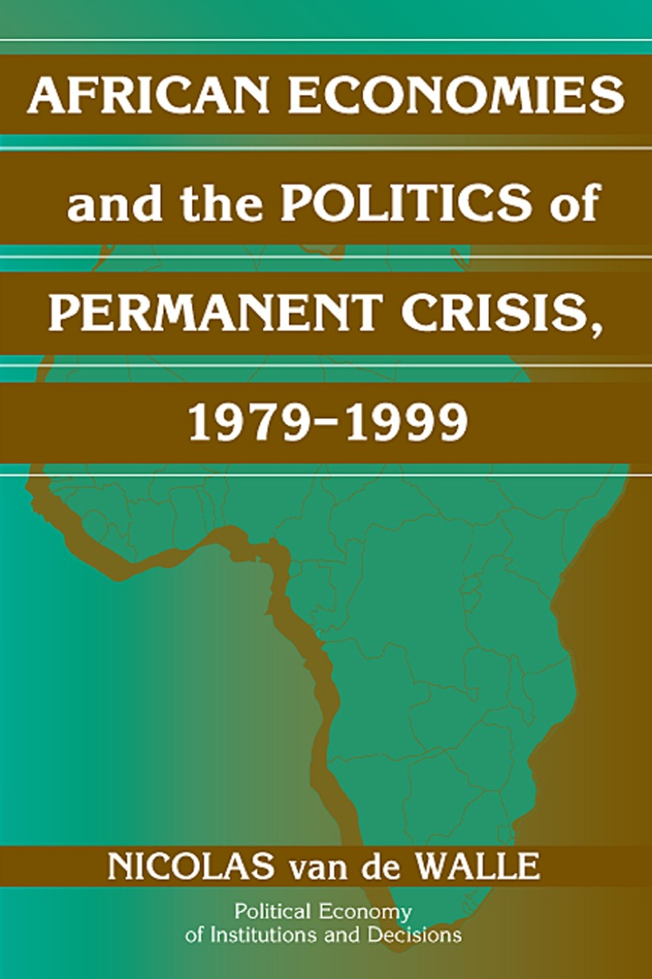 African Economies and the Politics of Permanent Crisis, 1979–1999