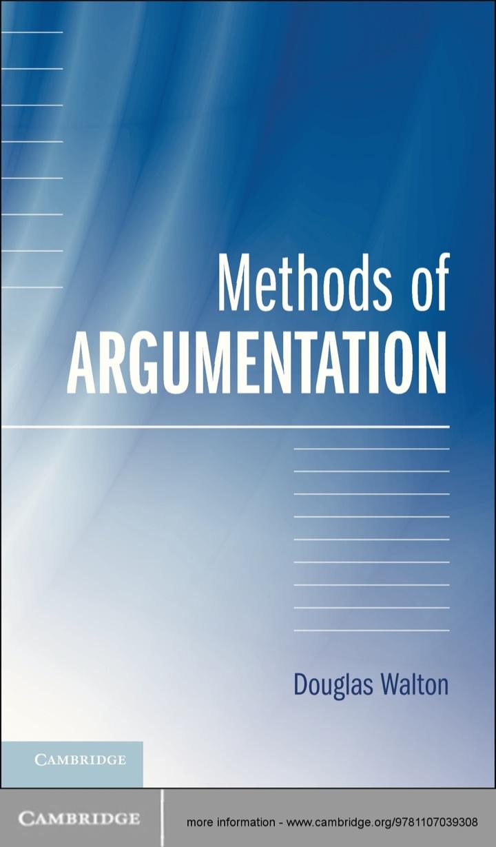 Methods of Argumentation