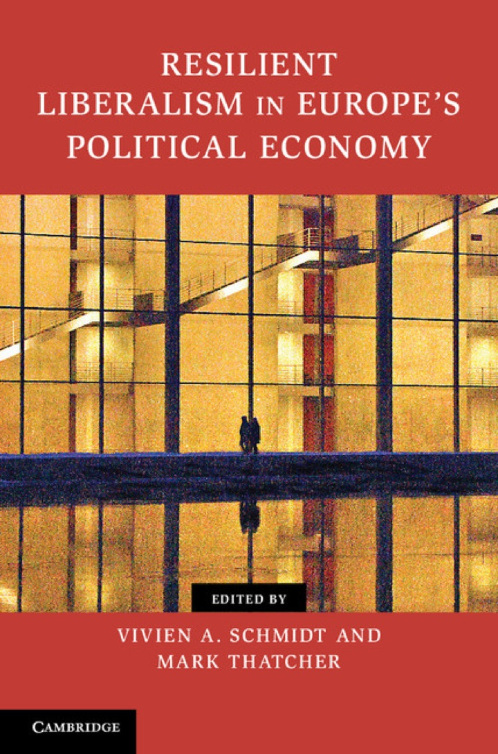 Resilient Liberalism in Europe's Political Economy