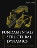 Fundamentals of Structural Dynamics 9781118151075R90