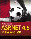 Professional ASP.NET 4.5 in C# and VB 9781118332054R90