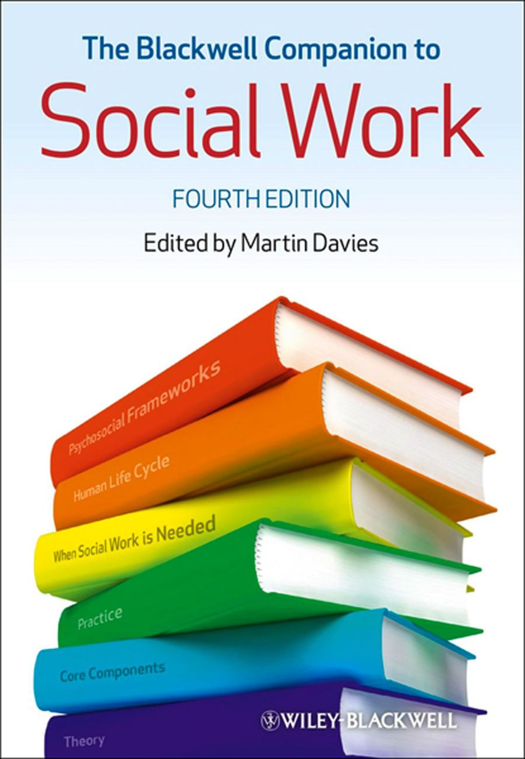 The Blackwell Companion to Social Work (eBook)