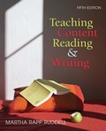 Teaching Content Reading and Writing, 5th Edition 9781118520550R90