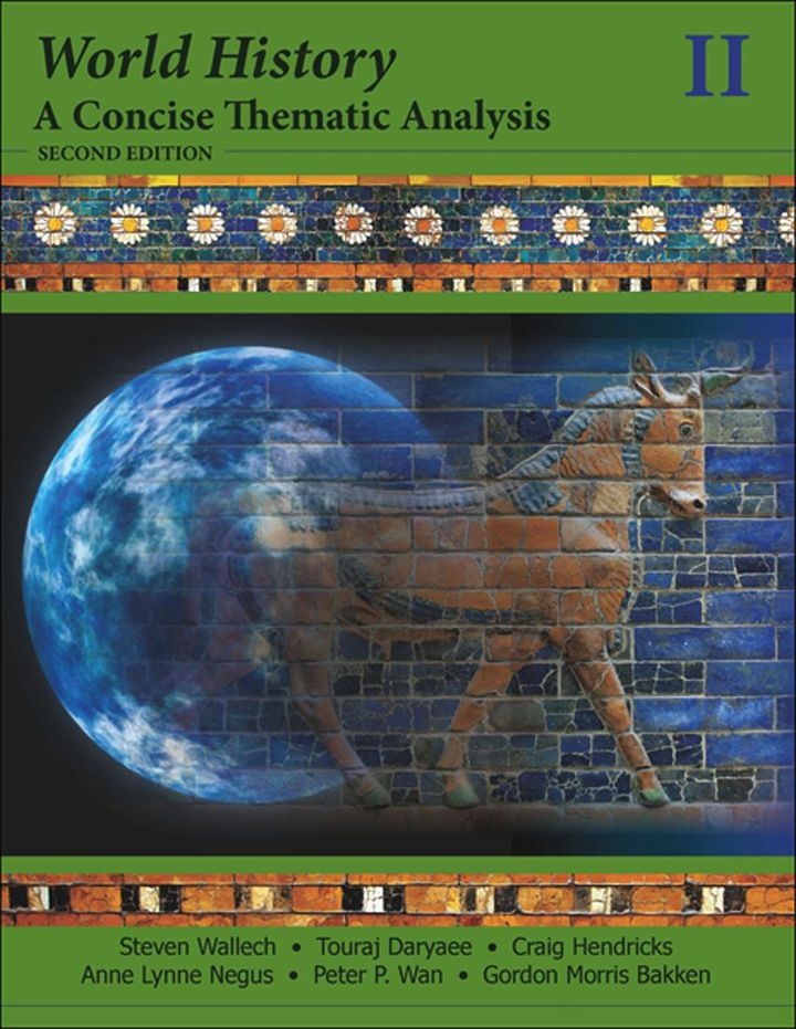 World History, Volume Two, A Concise Thematic Analysis