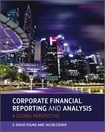 """""""Corporate Financial Reporting and Analysis"""" (9781118558836)"""