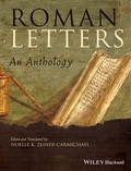 Roman Letters: An Anthology 9781118617366