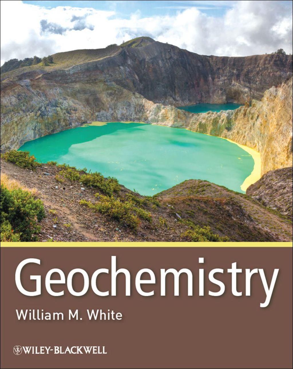 Geochemistry (eBook)