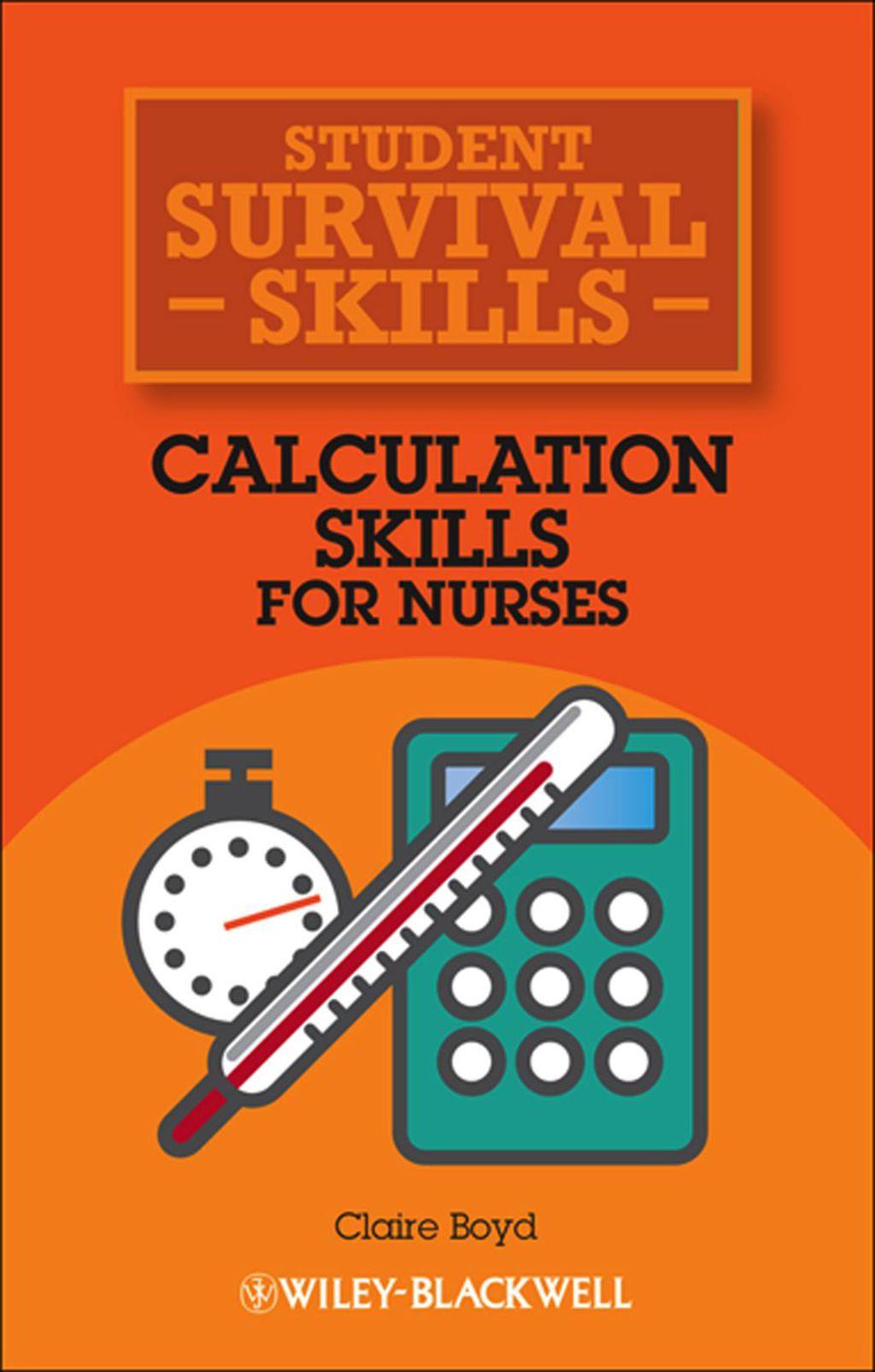 Calculation Skills for Nurses (eBook)