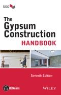 The Gypsum Construction Handbook 9781118749883R120