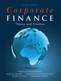 Business finance theory and practice 9th edition pdf