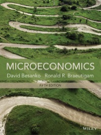Microeconomics              by             David Besanko, Ronald Braeutigam