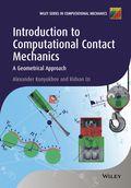 Introduction to Computational Contact Mechanics: A Geometrical Approach 9781118883860